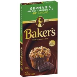 Baker's German's Chocolate | American | Buy Online | UK | Europe